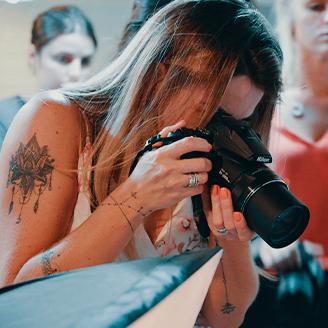 curso de fotografia em Blumenau