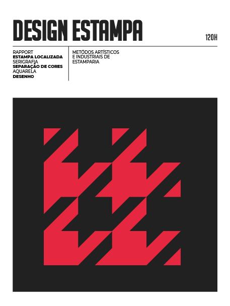 cursos profissionalizantes em Blumenau - Design de Estampa