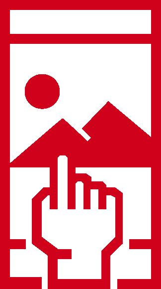 logo ads layout