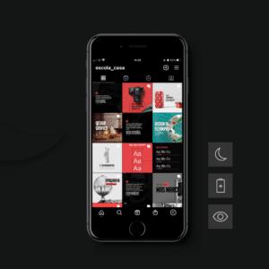 Como utilizar corretamente o Dark Theme em seu layout